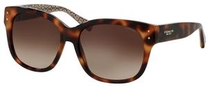 Coach HC8086 L074 SIENNA Sunglasses
