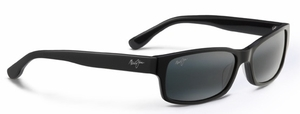 Maui Jim Hidden Pinnacle 298 Gloss Black