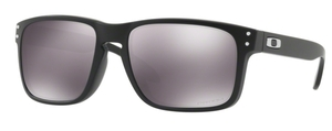 Oakley Holbrook (Asian Fit) OO9244 27 Matte Black with Prizm Black Lenses