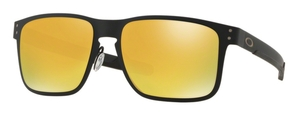 Oakley HOLBROOK METAL OO4123 13 Matte Black with 24K Iridium
