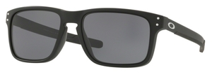 Oakley Holbrook Mix OO9384 01 Matte Black with Grey Lenses