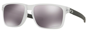 Oakley Holbrook Mix OO9384 05 Matte Clear with Prizm Black Lenses