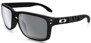 Oakley Holbrook OO9102 B1B Collection: Matte Black with Black Iridium Lenses