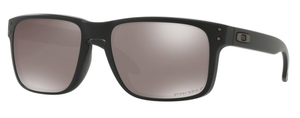 Oakley Holbrook OO9102 D6 Matte Black with Prizm Black Polarized