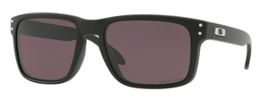 Oakley Holbrook OO9102 E8 Matte Black with Prizm Grey