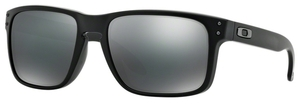 Oakley Holbrook OO9102 63 Matte Black with Black Iridium Lenses
