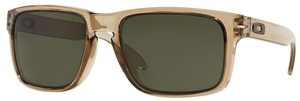 Oakley Holbrook OO9102 Sepia with Dark Grey Lenses 64