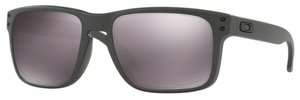 Oakley Holbrook OO9102 Steel with Polarized Prizm Daily Lenses  B5