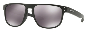 Oakley Holbrook R OO9377 02 Matte Black with Prizm Black Lenses