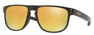 Oakley Holbrook R OO9377 05 Matte Black with 24K Iridium Lenses