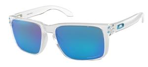 Oakley Holbrook XL OO9417 07 Polished Clear / Prizm Sapphire Polar