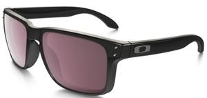 Oakley Holbrook OO9102 Polished Black with G30 Black Iridium Lenses