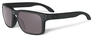 Oakley Holbrook Prism OO9102 Matte Black with Polarized Prizm Daily Lenses
