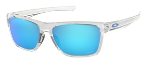 Oakley HOLSTON OO9334 13 Polished Clear / Prizm Sapphire