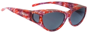 FITOVERS® Ikara style Berry Crush w/ Grey Lenses