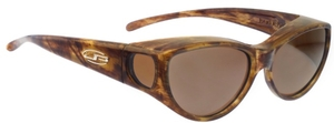 FITOVERS® Ikara style Tiger Eye w/ Amber Lens
