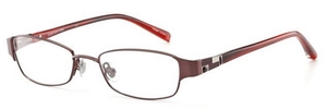Jones New York Petite J127 Burgundy
