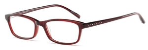 Jones New York Petite J211 Burgundy