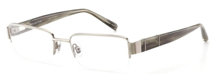 Jones New York Men J331 Brushed Silver