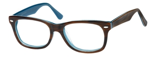 Jelly Bean JB331 Brown/Teal