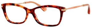 Jimmy Choo Jimmy Choo 96 Red Havana Orange Glitter