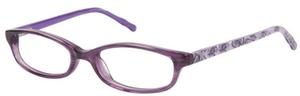 Jessica McClintock JMC 427 Purple Horn