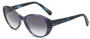 Velvet Jude Blue Mosaic with Grey Fade Lenses