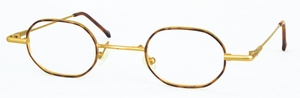 Chakra Eyewear K1113 Tortoise/Matte Gold
