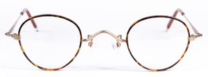 Dolomiti Eyewear KA801 Tortoise/Satin Antique Gold