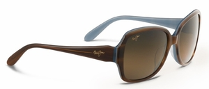 Maui Jim Kalena 299 Tortoise with White and Blue