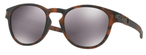 Oakley Latch OO9265 22 Matte Brown Tortoise with Prizm Black