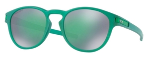 Oakley Latch OO9265 23 Gamma Green with Prizm Jade