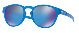 Oakley Latch OO9265 24 X-Ray Blue with Prizm Sapphire
