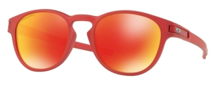 Oakley Latch OO9265 25 IR Red with Prizm Ruby