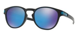 Oakley Latch OO9265 30 Matte Black with Prizm Sapphire