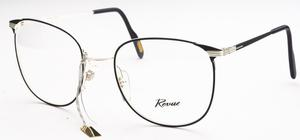 Revue Retro M0077 Satin Black/Silver c80