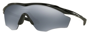 Oakley M2 FRAME XL OO9343 09 Polished Black with Black Iridium Polar