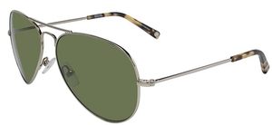 Michael Kors M2047S JET SET AVIATOR Chrome