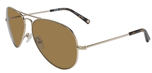 Michael Kors M2047S JET SET AVIATOR Gold