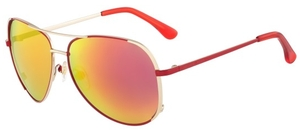 Michael Kors M2067S Sicily Flash Red