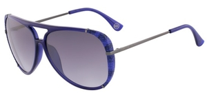 Michael Kors M2484S JULIA Crystal Navy