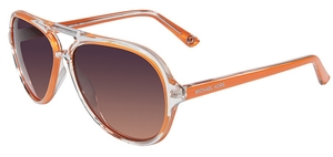 Michael Kors M2811S Caicos Orange