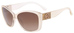 Michael Kors M2894S LUCY Crystal Champagne