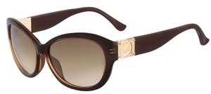 Michael Kors M2900S Nora Crystal Brown