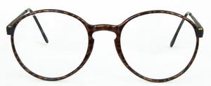 Revue Retro M7251 Havana with Matte Black Temples