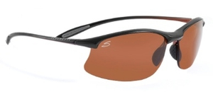 Serengeti Sport Classics Maestrale Shiny Black/Orange