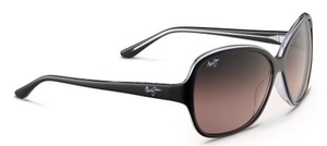 Maui Jim Maile Black with Crystal