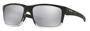 Oakley MAINLINK OO9264 13 Dark Ink Fade with Chrome Iridium Lenses