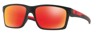 Oakley MAINLINK OO9264 26 Ruby Fade with Prizm Ruby Lenses