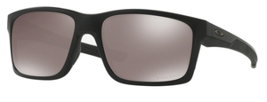 Oakley MAINLINK OO9264 27 Matte Black with Polarized Prizm Black Lenses